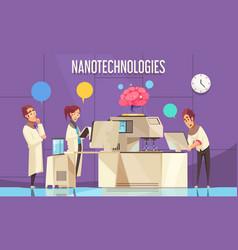 Nanotechnologies vector