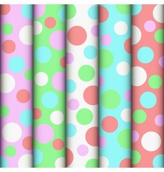 Light multicolored background vector image vector image