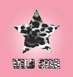 star grunge label retro frames for emblems vector image