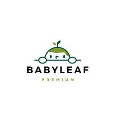 baleaf logo icon vector image