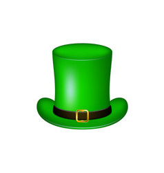 Saint patrick hat vector
