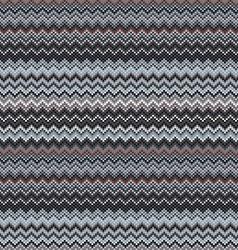 chevrons seamless pattern background retro vintage vector image