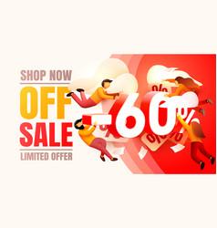 Shop now off sale 60 interest discount limited vector
