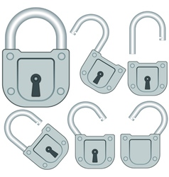 Lock set vector