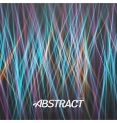 Futuristic Laser Light Painting Background vector