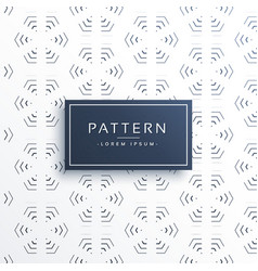 Minimal line abstract pattern background vector
