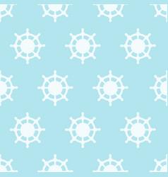 steering wheels in texture pattern vector image
