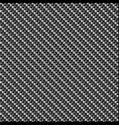 carbon fiber texture seamless background vector image