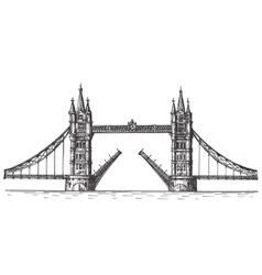 London logo design template England or vector image vector image