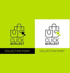 Click collect vector