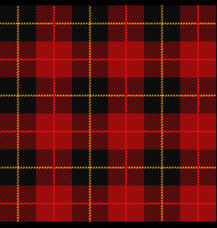 Tartan plaid pattern seamless vector