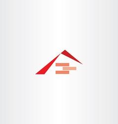House construction robrick logo vector