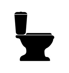 sign of the toilet vector image