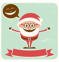 Christmas Card 2 vector image vector image