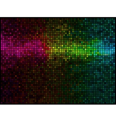 Abstract lights vector