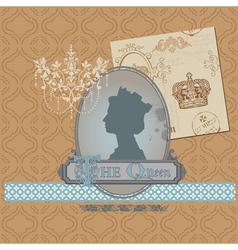 Design Elements - Vintage Royalty Set vector image vector image