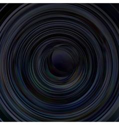 dark abstract circles vector image