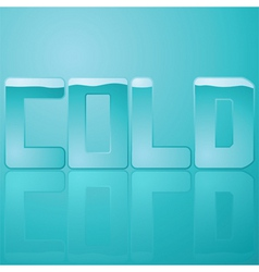 Cold vector
