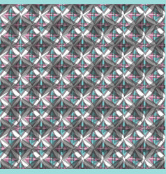geometric pattern wallpaper vector image