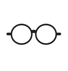glasses icon sign design vector image