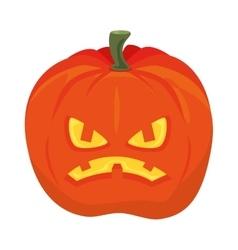 halloween card party invitation vector image