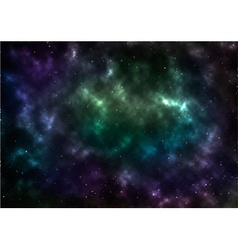 Universe space vector
