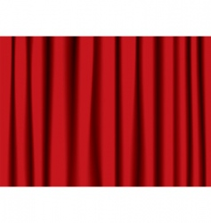 ter curtain vector image vector image