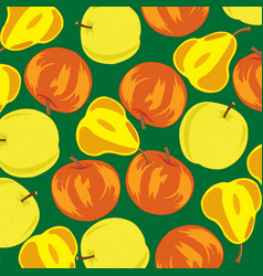 Background from fruit vector