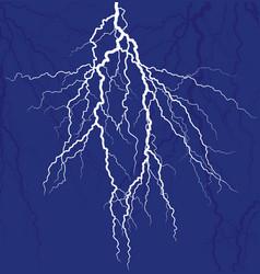 Lightning stroke vector