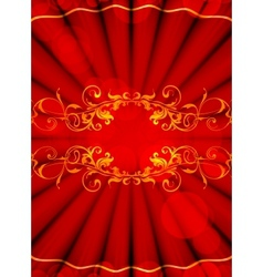 Luxury Backdrop vector image