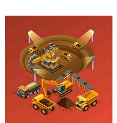 Mining Isometric Concept vector