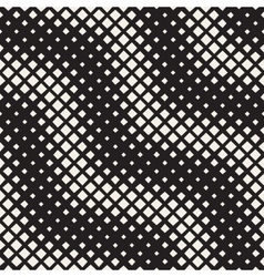 Seamless Black And White Diagonal ZigZag vector