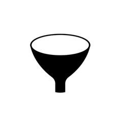 Funnel filter icon signs and symbols can be used vector