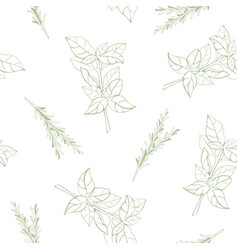 Seamless pattern texture with hand drawn vector