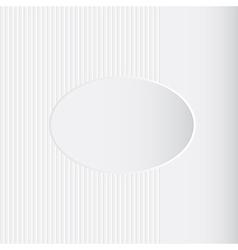 white paper stripe background vector image