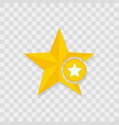star icon star favorite icon vector image