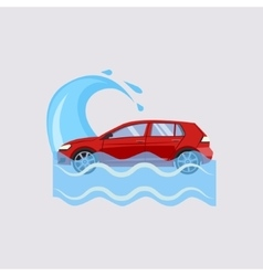Car Insurance and Flood Risk vector