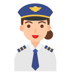 Crew icon profession and job vector
