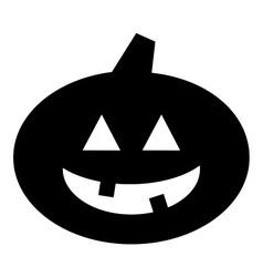 Halloween Pumpkin Jack-o-Lantern Clipart vector