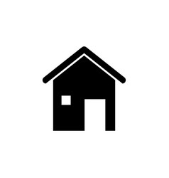 Home house icon signs and symbols can be used for vector