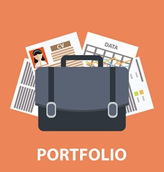 Portfolio vector