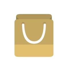 Bag gift paper shop online symbol vector