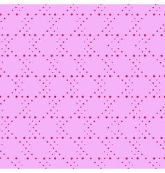Polka dot seamless pattern Abstract dots vector