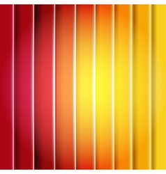 Red And Orange Background With Line vector image