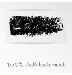 Background crayon strokes on white vector image