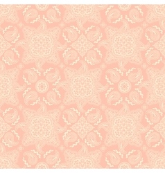 Pattern with paisley vector