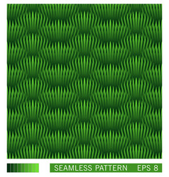 Seamless texture funny stylized jungle forest vector