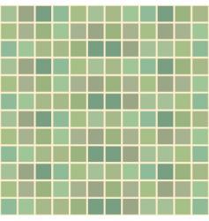 small tiles green vector image