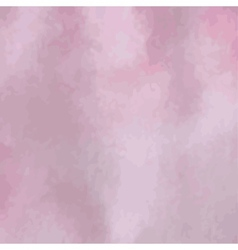 pink watercolour background vector image vector image
