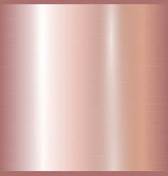 Gradient of rose gold vector